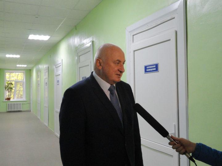 Посещение ректора ЯГМУ